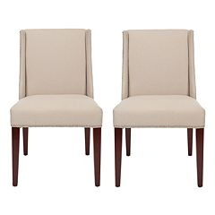 Safavieh 2-pc. Lauren Side Chair Set