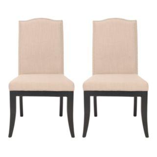 Safavieh 2-pc. Wayne Side Chair Set