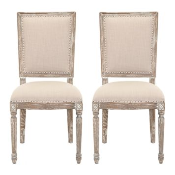 Safavieh 2-piece Andrew Side Chair Set