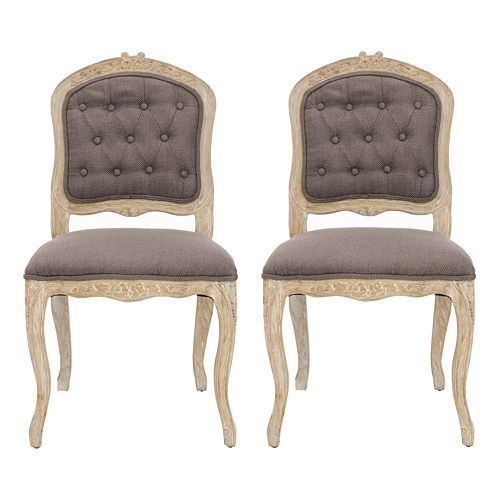 Safavieh 2-pc. Carrisa Side Chair Set