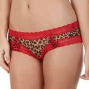 Jezebel Dolled Up Lace Cheeky Hipster
