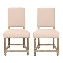 Safavieh 2-pc. Faxon Side Chair Set