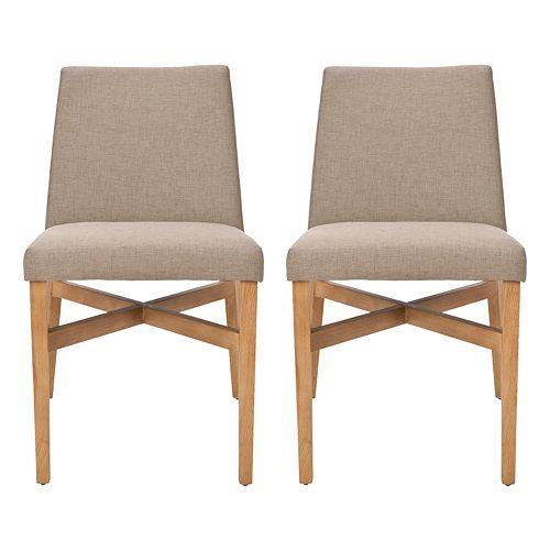 Safavieh 2-pc. Duncan Side Chair Set