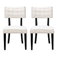 Safavieh 2 pc Meryl Chair Set