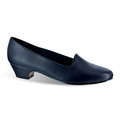 Easy Street Grace Extra Wide Dress Heels - Women