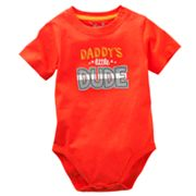 Jumping Beans Daddy's Little Dude Bodysuit - Baby