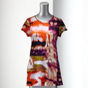 Simply Vera Vera Wang Watercolor Tee