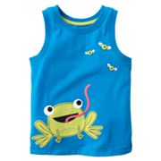 Jumping Beans Frog Tank - Toddler