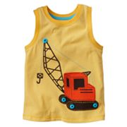 Jumping Beans Crane Tank - Toddler