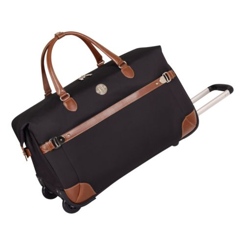 Chaps Luggage, Hyde Park 22-in. Wheeled Duffel Bag
