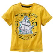SONOMA life + style Pirate Crew Slubbed Tee - Toddler