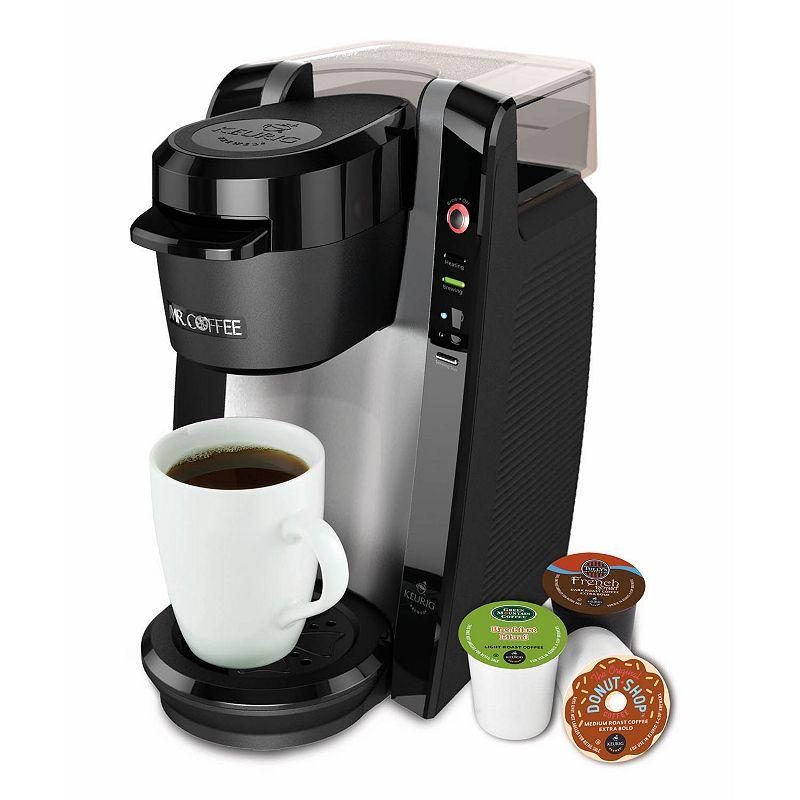 Mr Coffee Single Serve Coffee Maker Kohl S : 072179232902 UPC - Mr. Coffee Single Serve K Cup Brewing System UPC Lookup