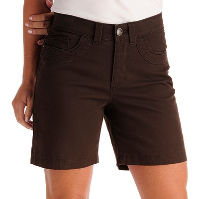 Lee Estelle Comfort Waist Denim Shorts