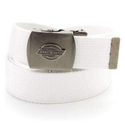 Dickies Military Fabric Belt