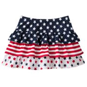Jumping Beans Stars and Stripes Scooter - Toddler