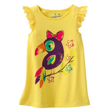 Jumping Beans Parrot Tank - Toddler