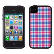 Speck FabShell FreshMesh Plaid iPhone 4 Cell Phone Case