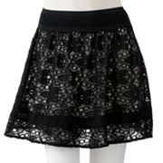 Joe Benbasset Crochet Skirt - Juniors