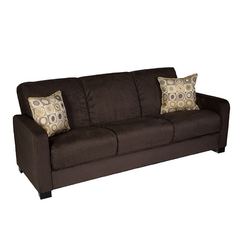 Handy Living Raisin Convert-A-Couch