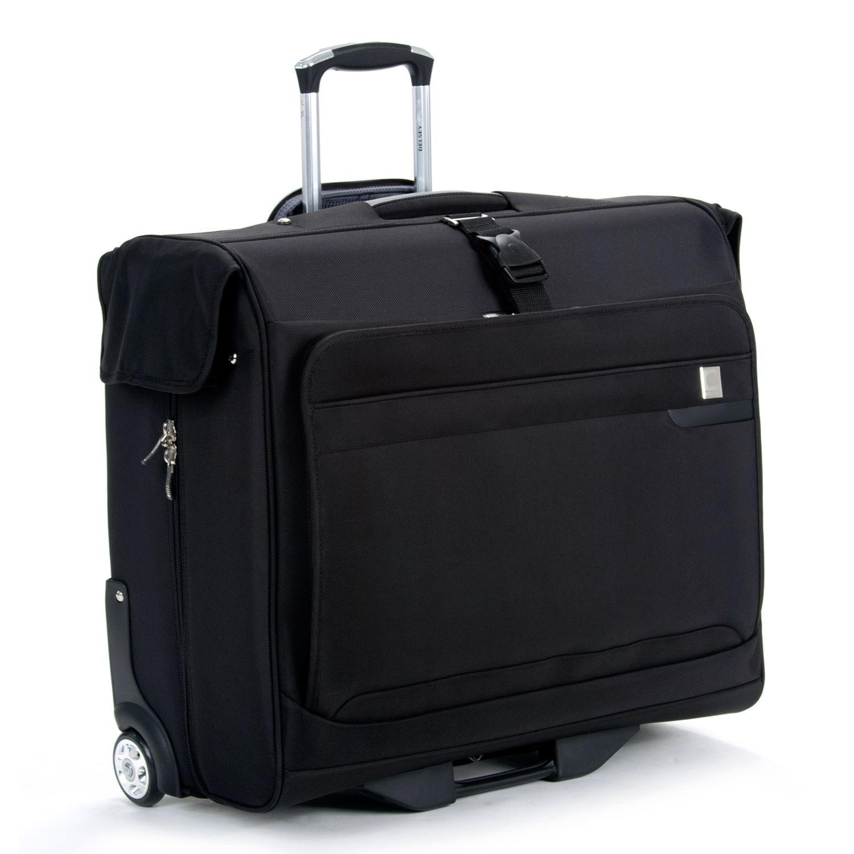delsey luggage air energy 3 0 wheeled garment bag. Black Bedroom Furniture Sets. Home Design Ideas