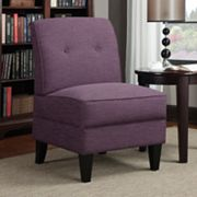 Handy Living Courtney Armless Chair