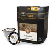 Keurig Vue Pack Barista Prima Coffeehouse Colombia Medium-Dark Roast Coffee - 12-pk.