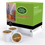 Keurig K-Cup Portion Pack Green Mountain Coffee English Toffee - 18-pk.