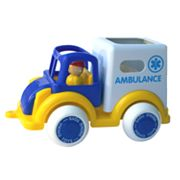 Viking Toys Super Chubbies Blue Ambulance