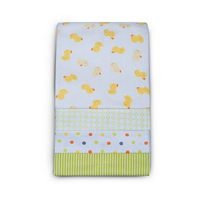 Carter's 4-pk. Ducks Receiving Blankets