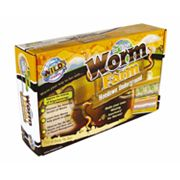 WILD Science Worm Farm Hoedown Underground Kit