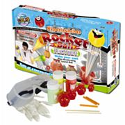 WILD Science Hyperlauncher Rocket Balls Factory Kit