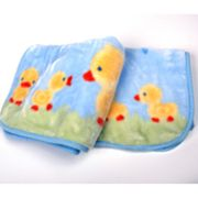 Carter's Ducks Snoozy Snug Blanket