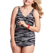 Upstream One-Piece Swimsuit - Women's Plus
