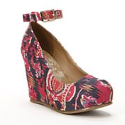 Mudd Platform Wedges - Women