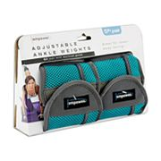 empower 5-lb. Adjustable Ankle Weights - 2-pk.