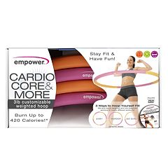 empower Cardio Core Fitness Hoop