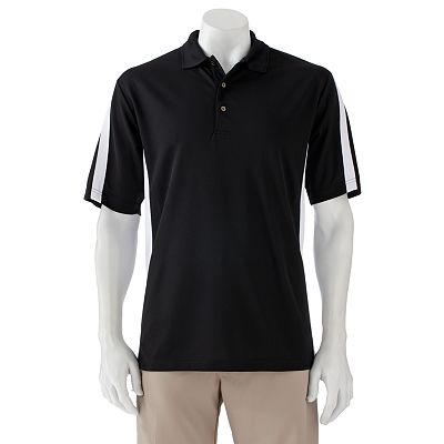 Grand Slam Colorblock Performance Polo - Big and Tall