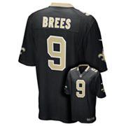Boys 8-20 Nike New Orleans Saints Drew Brees NFL Jersey