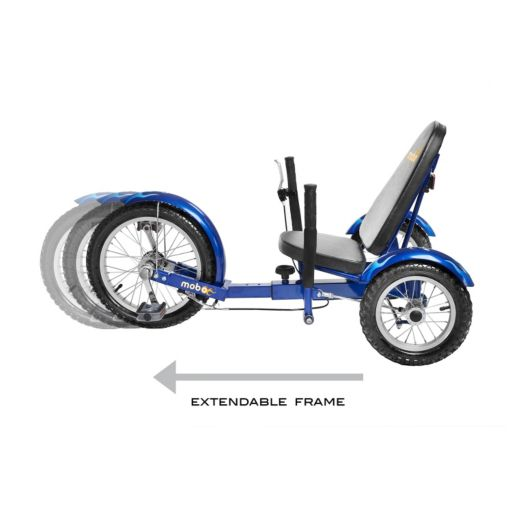 Kids Mobo Triton Ultimate Ergonomic Cruiser