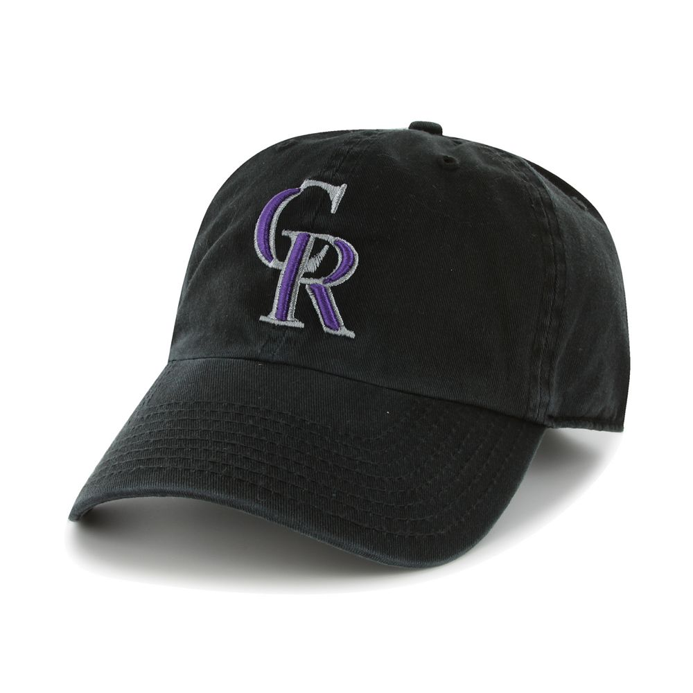 Adult Colorado Rockies Baseball Cap