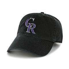 Adult Colorado Rockies Baseball Cap