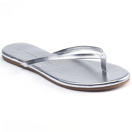 LC Lauren Conrad Women's Flip-Flops