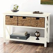 SONOMA Goods for Life™ 4 pc Cameron Console Table Set