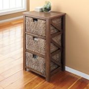 SONOMA life + style Cameron 3-Tier Storage Tower