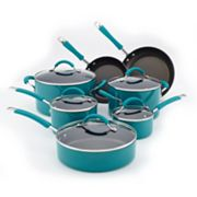 KitchenAid Porcelain Enamel 12-pc. Cookware Set