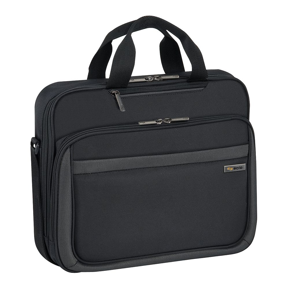 Solo Sterling Slim 15.6-in. Laptop Briefcase