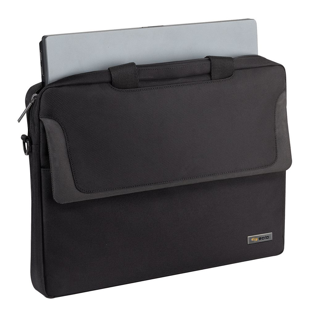 Solo Sterling Slim 14.1-in. Laptop Briefcase