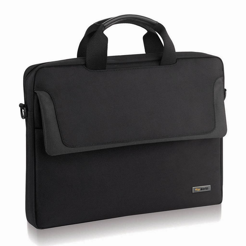 Solo Sterling Slim 16-in. Laptop Briefcase
