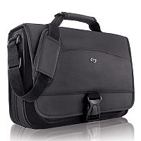 Solo Classic 15.6 in Expandable Laptop Messenger Bag
