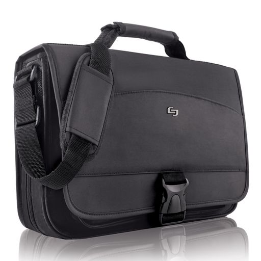 Solo Classic 15.6-in. Expandable Laptop Messenger Bag